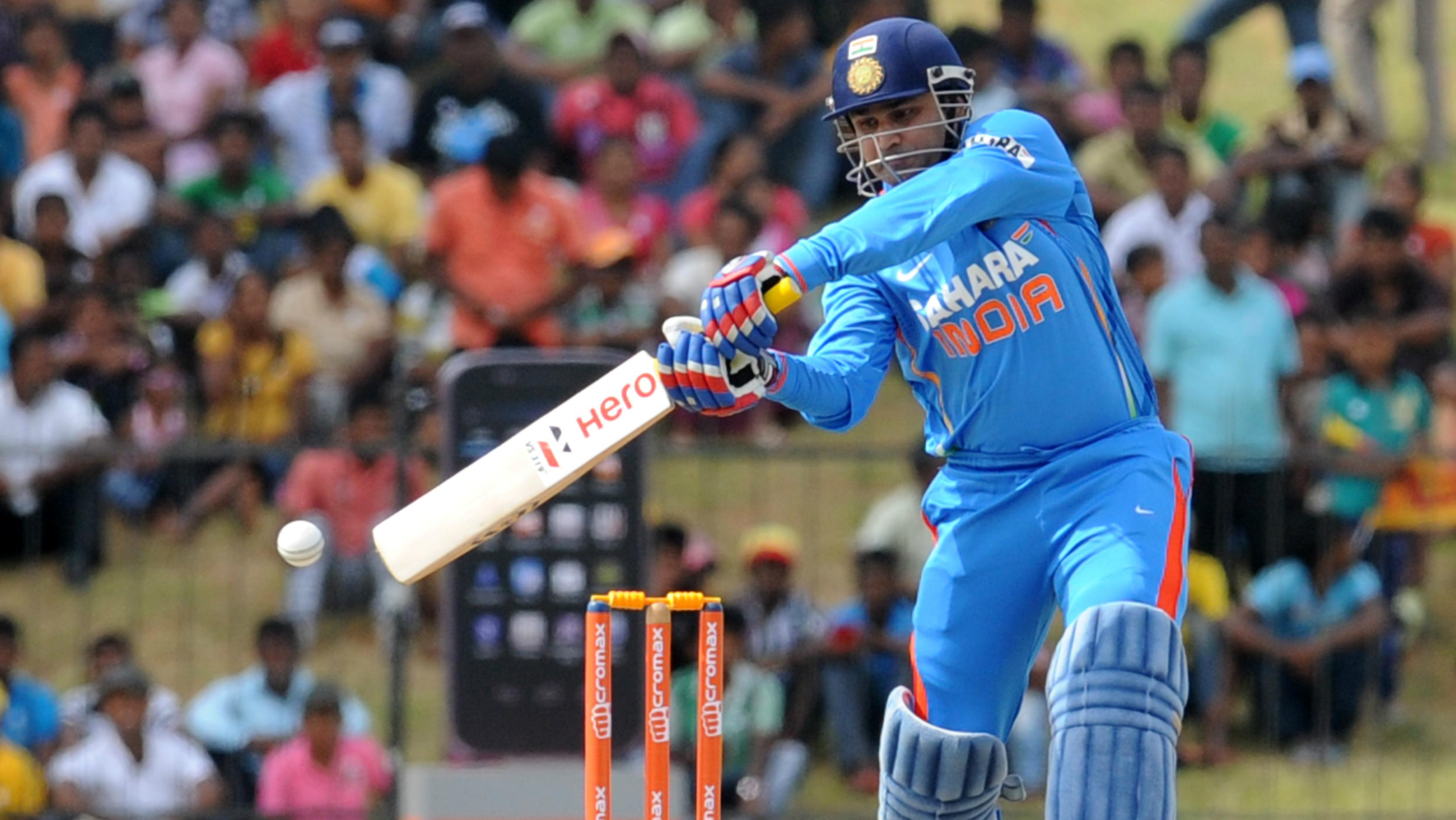 Sehwag picks India as favourites to win World Cup 2019