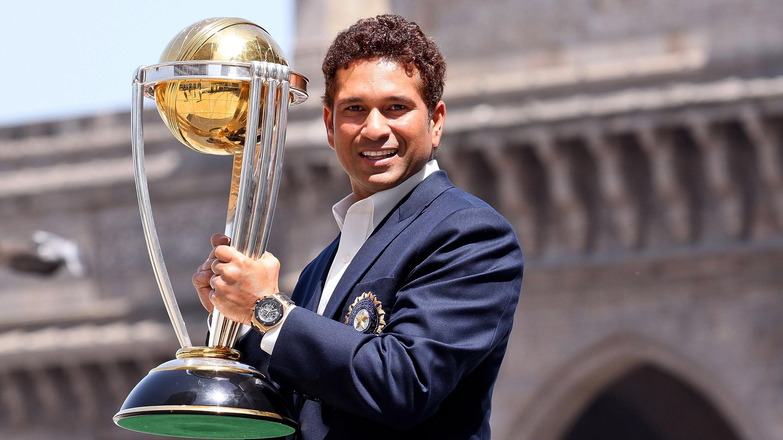 Sachin Tendulkar: ICC Cricket World Cup record-breaker