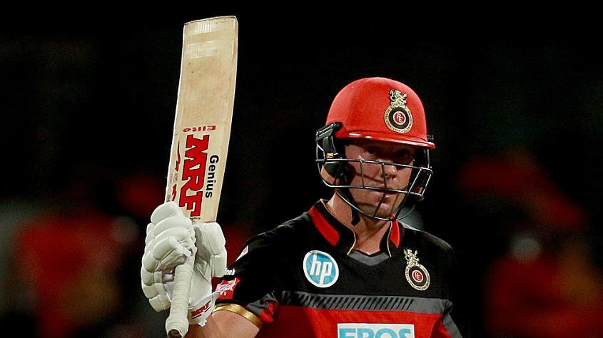 De Villiers is a regular across numerous global T20 franchise competitions