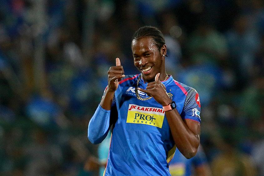 Archer has been retained by the Rajasthan Royals for the upcoming IPL campaign