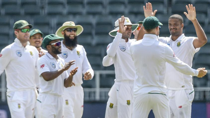 South Africa will play five home Tests in the 2018-19 season