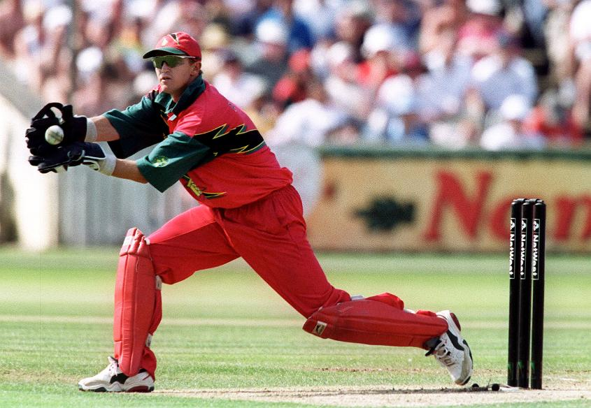 Andy Flower was Zimbabwe's mainstay through the 1990s and early 2000s
