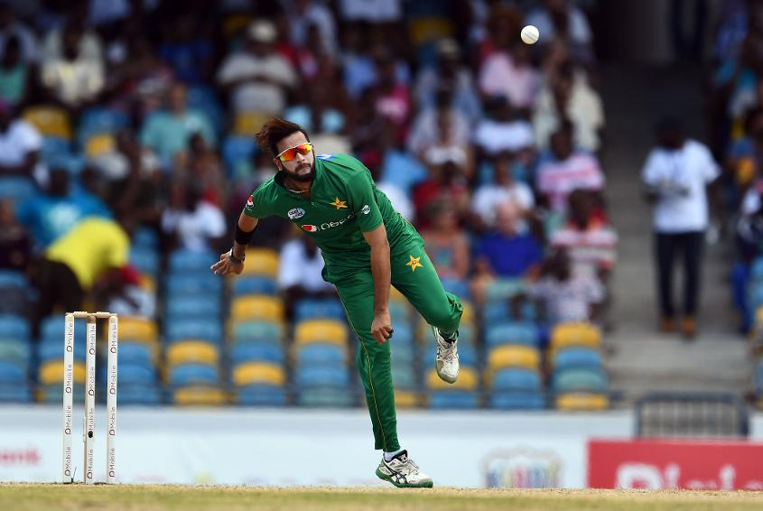 Imad Wasim is the first Wales-born cricketer to represent Pakistan