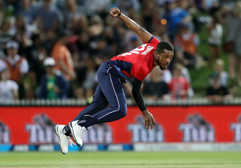 Chris Jordan is in demand from teams in T20 leagues around the world