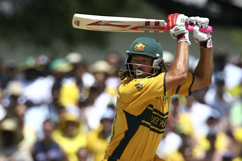 The Birmingham-born Andrew Symonds made his first-class debut against his country of origin