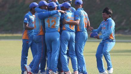 Malaysia defeated Uganda by nine runs