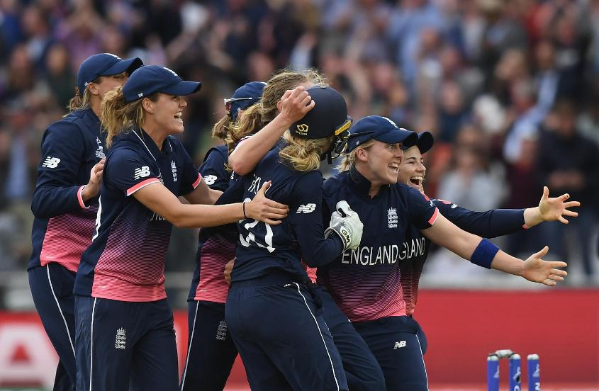 England was named Team of the Year at the BBC Sports Personality awards