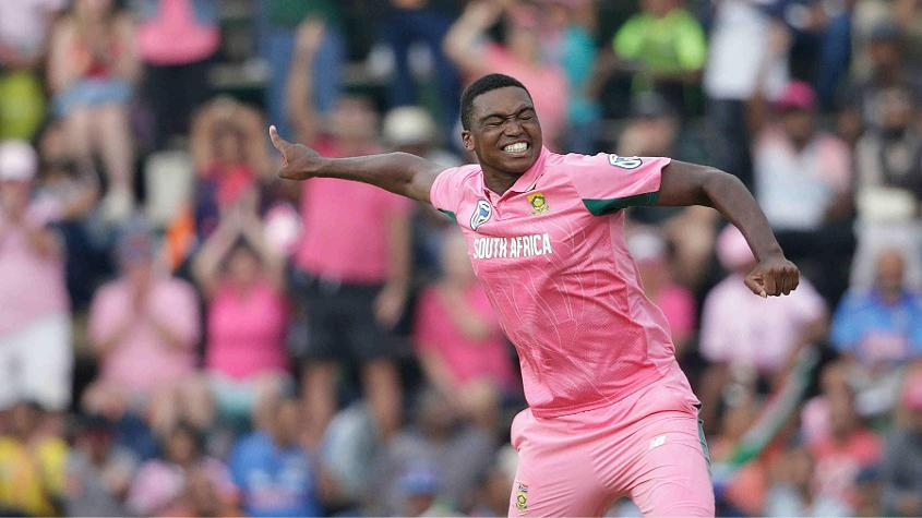 'I'm still very energetic, very excited about everything that happens' - Ngidi