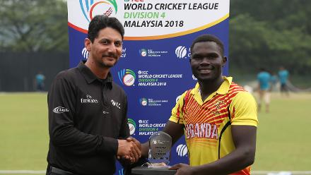 ICC World Cricket League Division 4 - Day 4