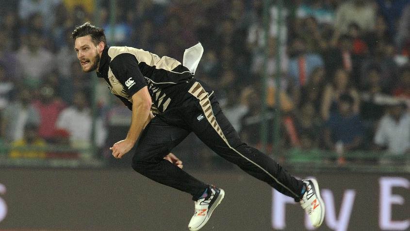 Mitchell McClenaghan has 30 wickets from 28 T20Is