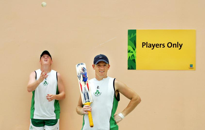 Kevin and Niall have more than 200 ODI caps between them