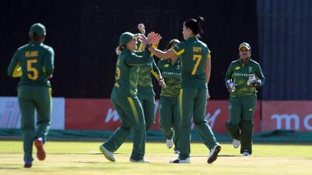 South Africa v Bangladesh, 3rd WODI, Kimberley, May 9, 2018
