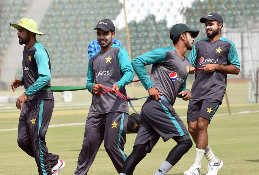 Pakistan have named a relatively young squad for the one-off Test