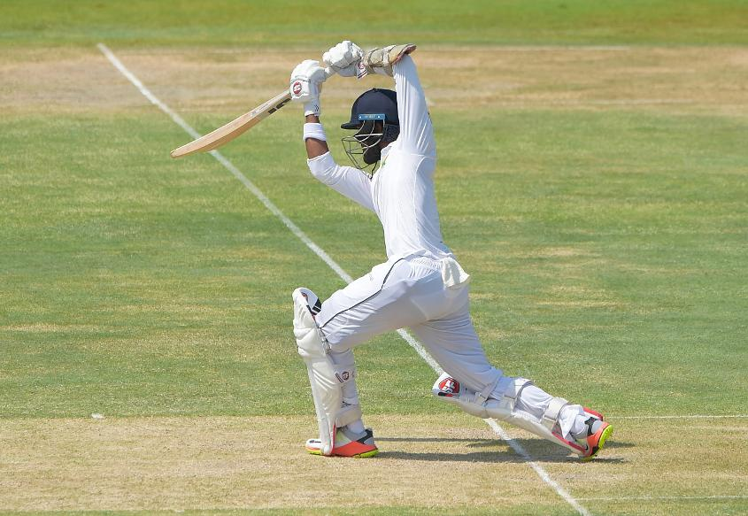 Dinesh Chandimal now has 10 demerit points against his name