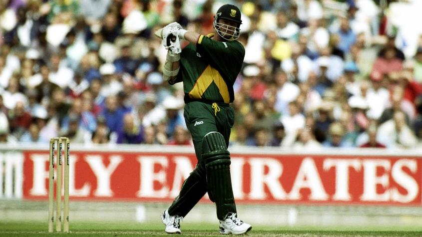 Lance Klusener was named Player of the Tournament of the 1999 Cricket World Cup