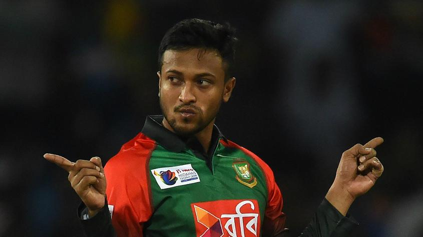 Shakib Al Hasan has withdrawn from the game due to personal reasons