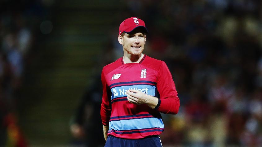 Eoin Morgan will lead the World XI against the Windies
