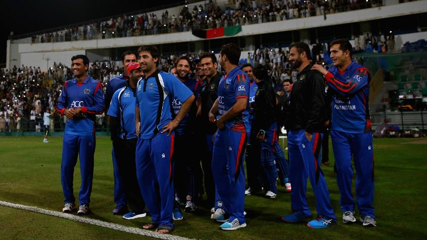 Afghanistan will play their maiden Test match shortly after the T20I series