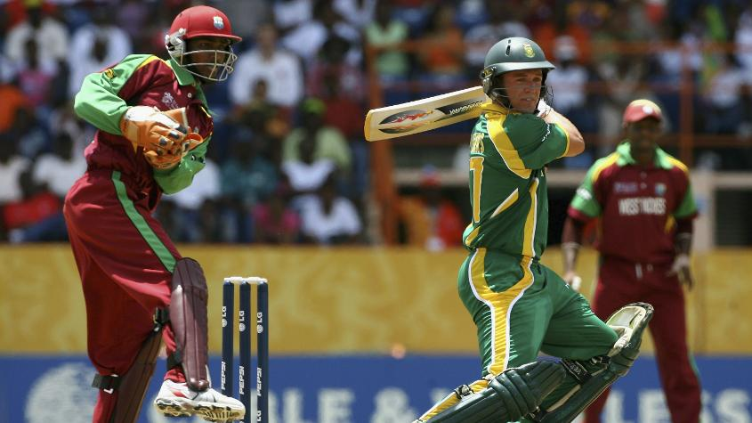 AB de Villiers at the Cricket World Cup