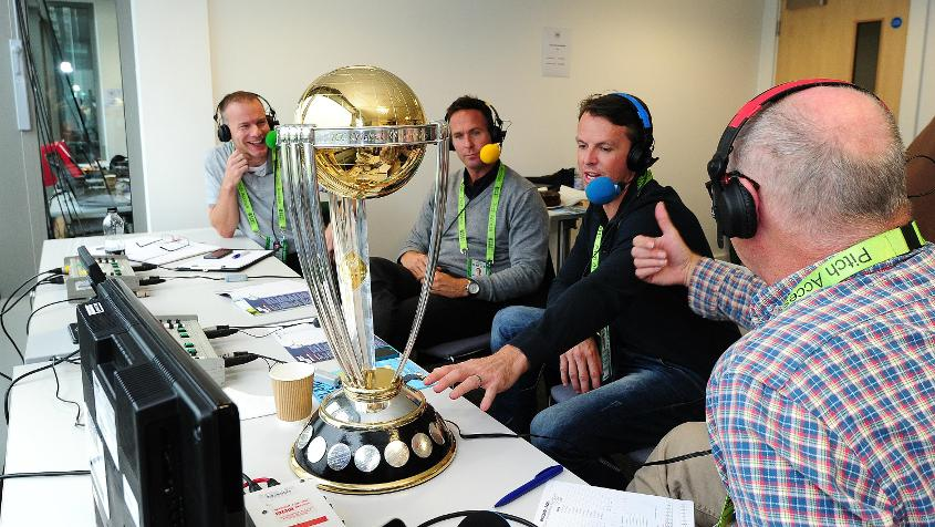 BBC confirmed as official radio broadcaster for the ICC Cricket World Cup  2019