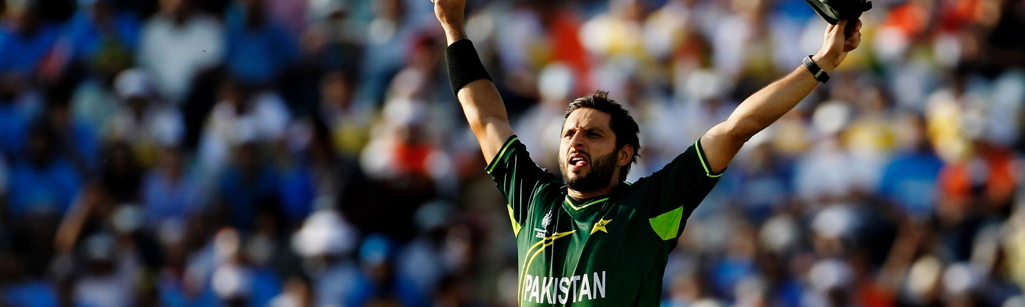 Shahid Afridi will light up the Lord's stage one last time