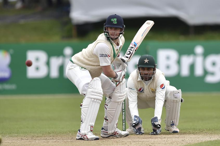 Porterfield will continue to lead Ireland in Test and ODI cricket