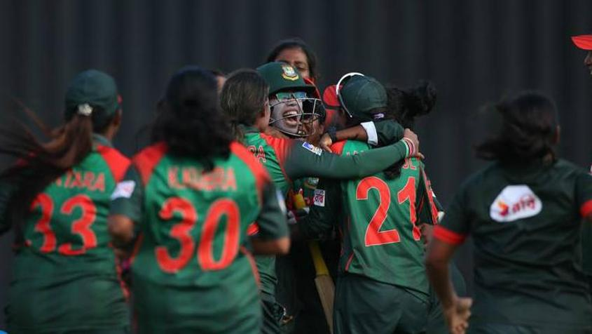 Rumana Ahmed was one of the stars of Bangladesh's Asia Cup win