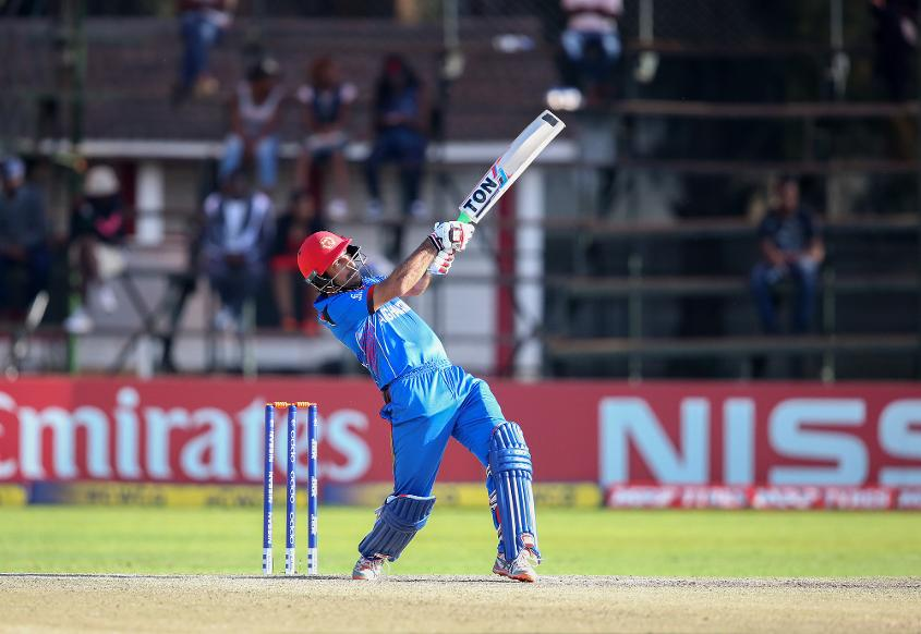 Stanikzai's sixes boosted Afghanistan