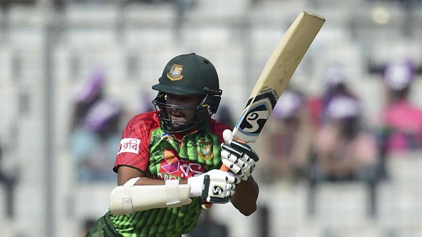 Shakib Al Hasan had a poor series against Afghanistan with bat and ball