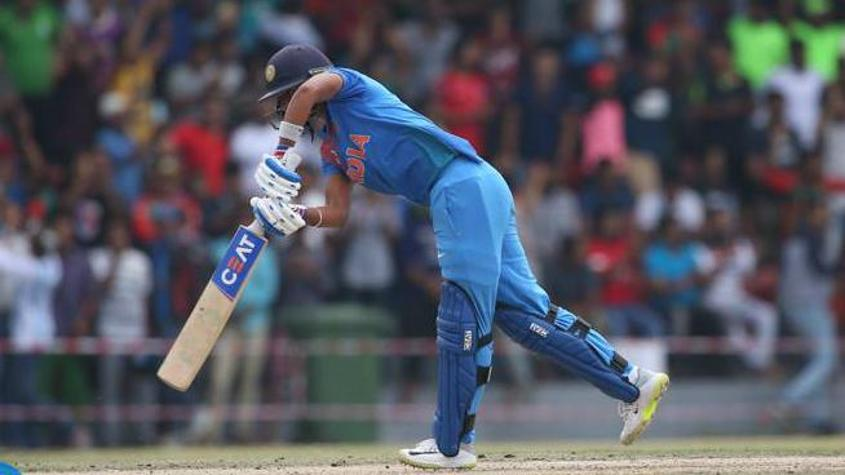 Harmanpreet Kaur led the Indian revival with a 42-ball 56