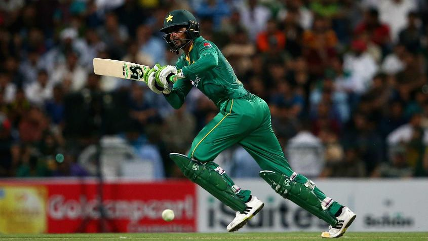 Shoaib Malik is one of the limited-overs specialists in the Pakistan side