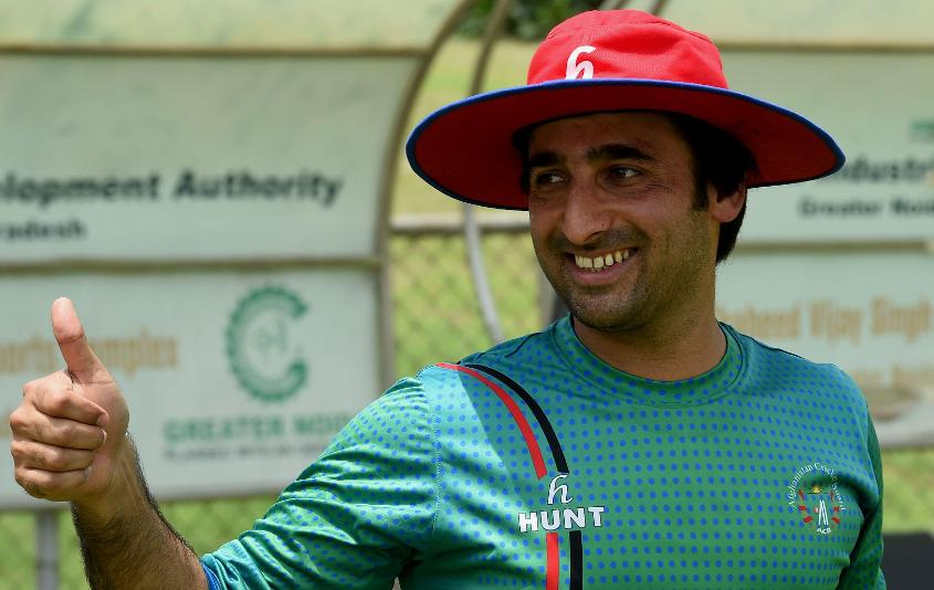 Asghar Stanikzai will be leading Afghanistan in their historic Test against India