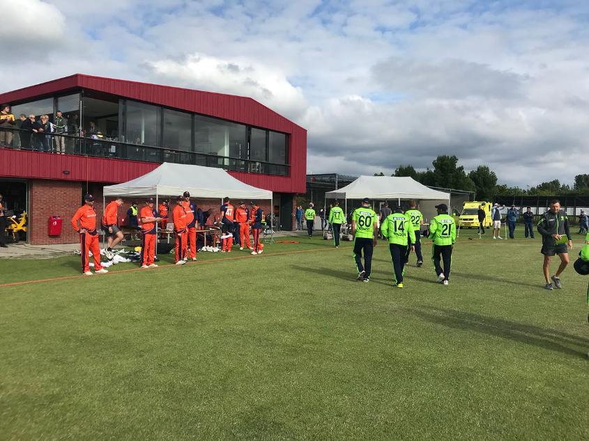 Seelaar The Star As Netherlands Edge Out Ireland