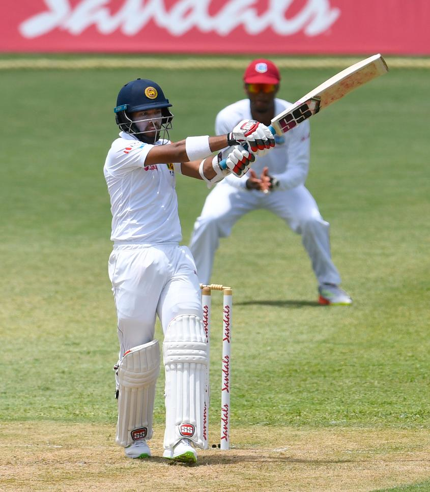Mendis couldn't repeat his first-game heroics