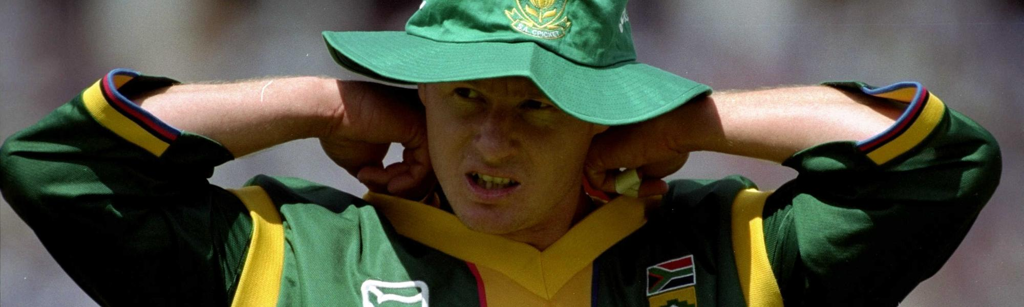 Lance Klusener was No.2 on the batsmen's rankings after the tournament
