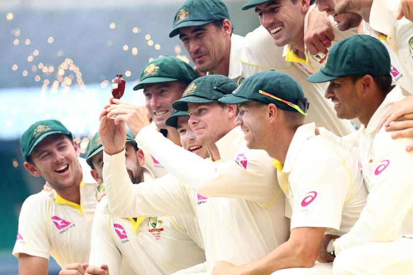 The World Test Championship will commence with the Ashes in England