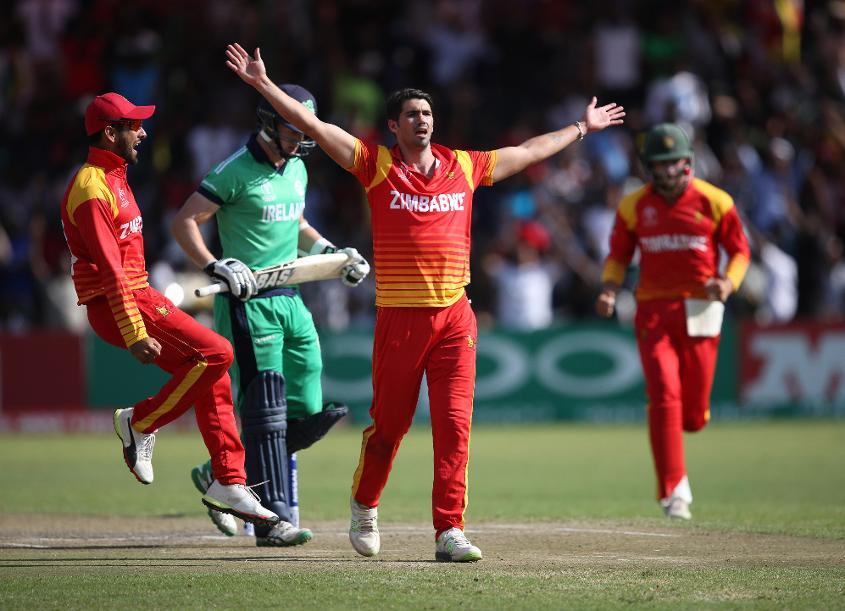 Graeme Cremer was stripped of captaincy after Zimbabwe failed to qualify for the World Cup