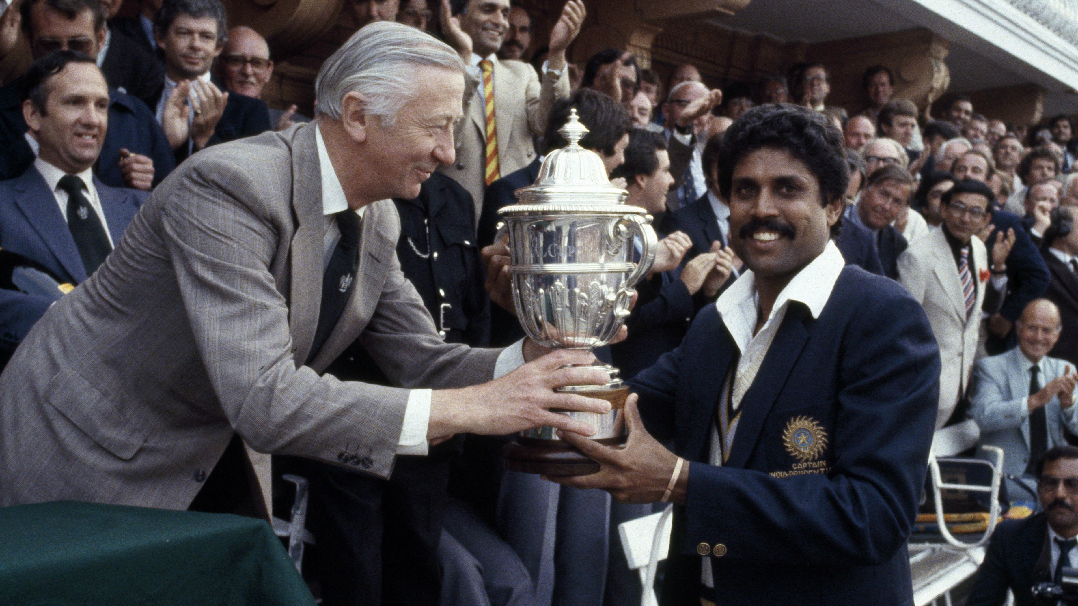 On this day: India win the 1983 World Cup