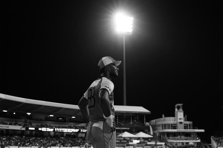 The stadium is named after St. Lucia legend and former Windies captain Darren Sammy