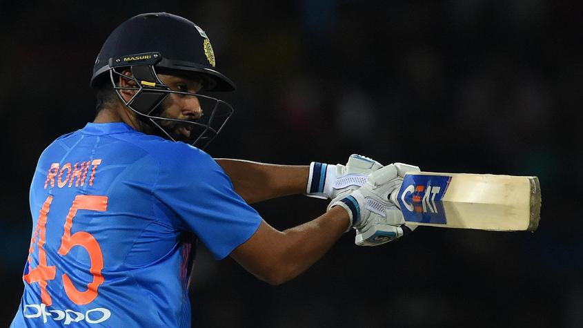 Rohit Sharma has been a run-scoring machine in the shorter formats