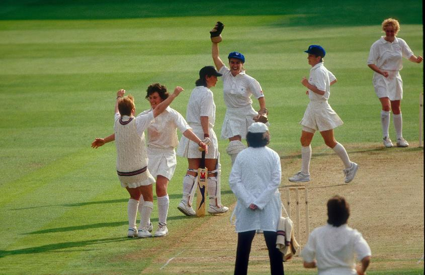 England won 1993 edition of the Women's World Cup after defeating New Zealand by 67 runs