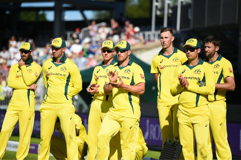 Recently, Australia lost a five match ODI series and a lone T20I to England