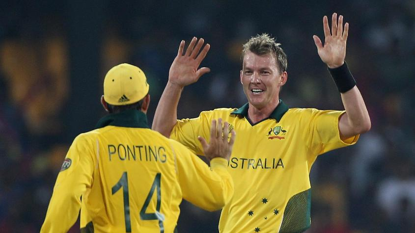 'He has that street-fighter mentality' – Lee on Ponting
