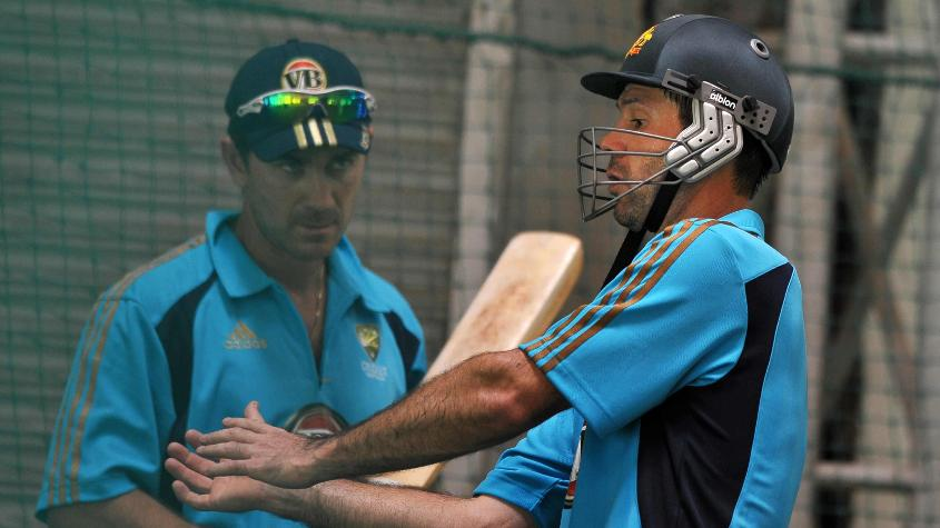Ponting 'wouldn't ask anyone to do something he doesn't do himself' – Langer