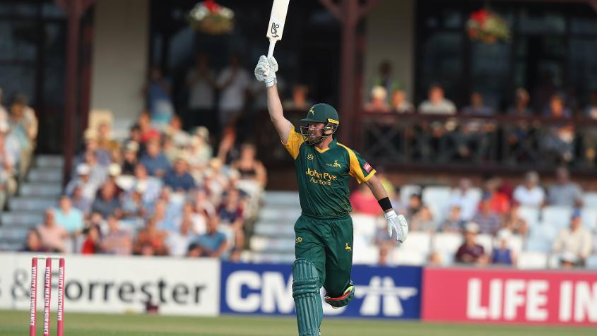 Christian smashed a 37-ball 100, the second-fastest century in England's domestic T20 competition