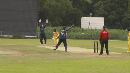 WT20Q - Scotland v Uganda match highlights