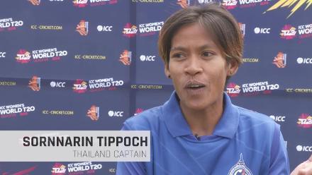 WT20Q - Thailand v Ireland post-match interviews