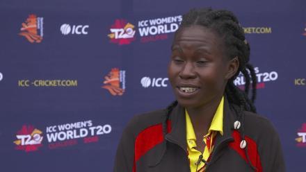 WT20Q: Ireland v Uganda pre-match interviews