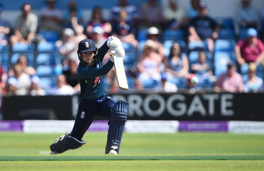 In the batters list, England's Tammy Beaumont has moved up to the sixth position