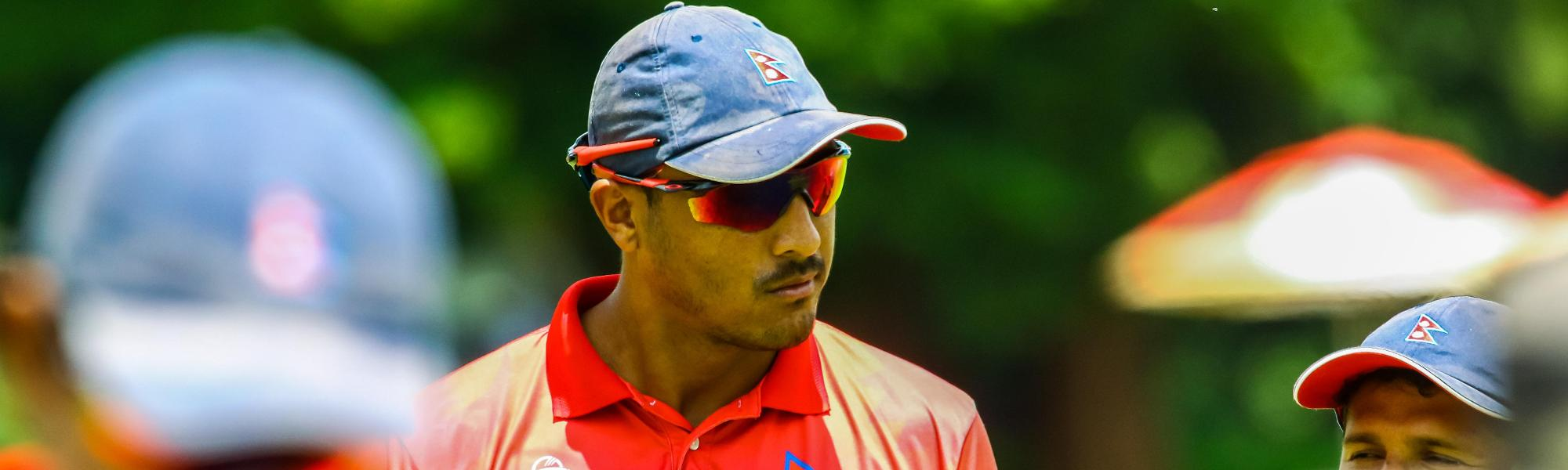 Nepal captain Paras Khadka hopes to lead his side to the T20 Men's Cricket World Cup 2020